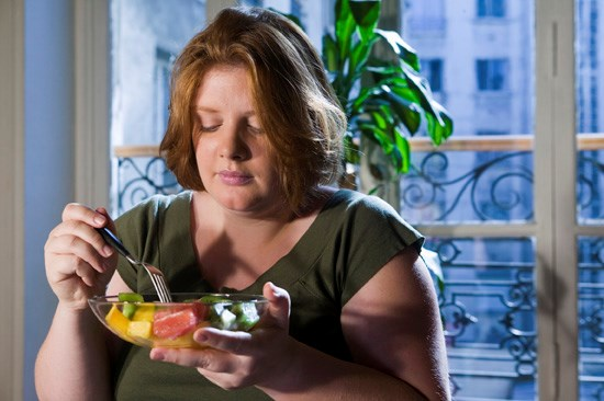 A low-fat, calorie-restricted diet is one option for weight loss