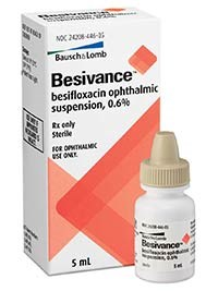 Eyedrops fight bacterial conjunctivitis