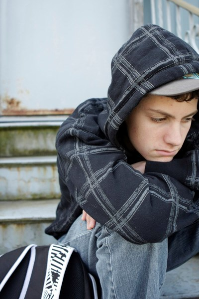 Almost two-thirds of children with depression are left untreated.