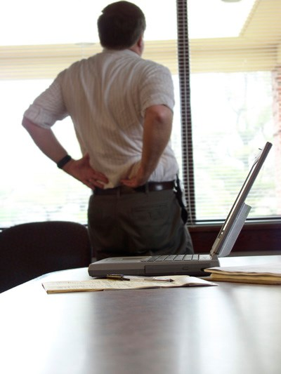 New guidelines nix TENS for chronic back pain