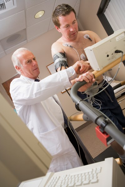 Palpitations and dyspnea  plus a family history of sudden cardiac death