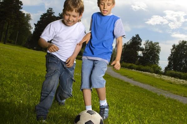 Sunlight can help kids avoid asthma