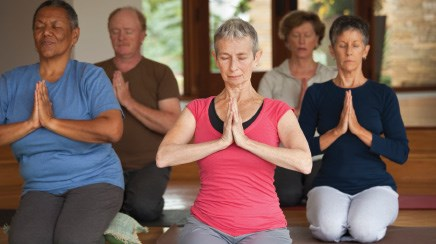 Yoga improves function and reduces symptoms due to low back pain.