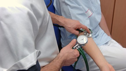 Controlled BP levels keep patients alive