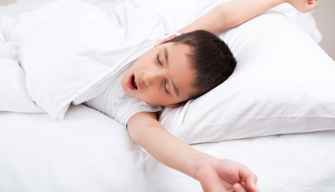 Is a child's snoring the root cause of his ADHD?