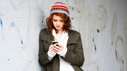'Sexting' prevalent among teens