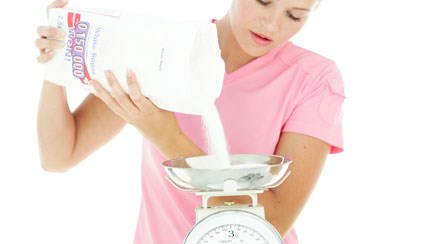 Show—don't tell—when it comes to weight loss