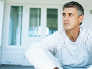 Men 65 years of age and older who received 1 year of testosterone therapy reported better mood and fewer depressive symptoms.