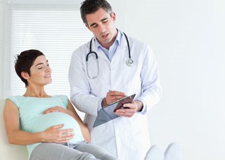Group B strep treatment during pregnancy