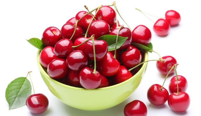 Eating cherries lowers risk of recurrent gout