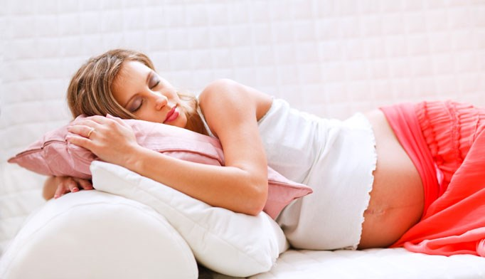 Pregnancy-onset snoring linked to hypertension