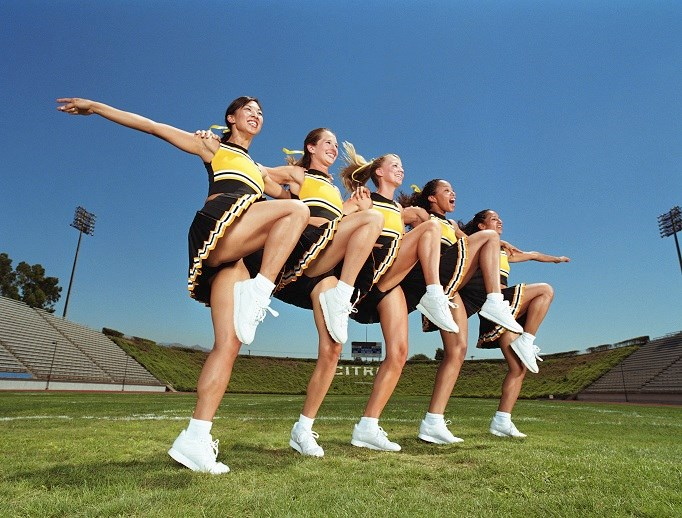 Safety rules needed for cheerleaders