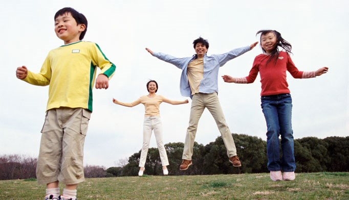 Aerobic exercise benefits kids with ADHD
