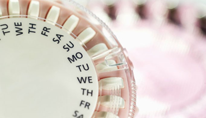 Birth control use differs between young female patients