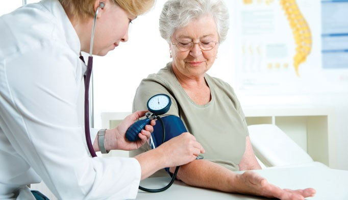 Controlling geriatric hypertension
