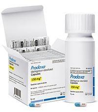 Pradaxa label updated with contraindication