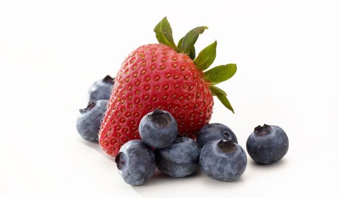 Berries reduce MI risk in women