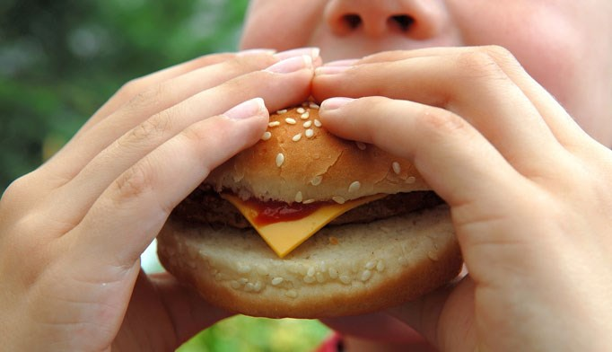 Fast food linked to allergies, eczema in children