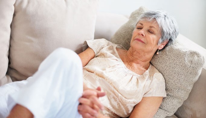 Better Cognition for Older Adults Who Nap After Lunch