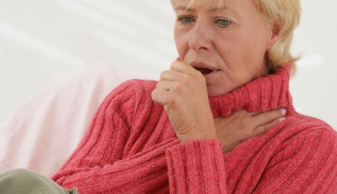 acute bronchitis inhaled corticosteroids