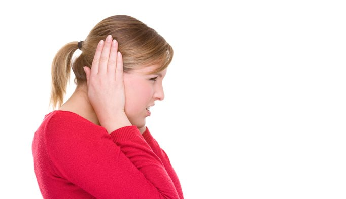 Identifying the cause of bilateral ear pain