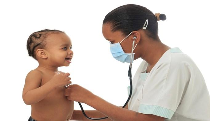 Clinicians underprescribe antibiotics for black children