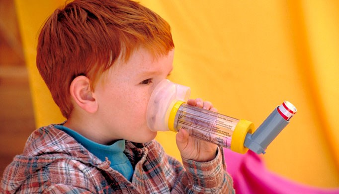 Antibiotics in infancy may increase asthma risk