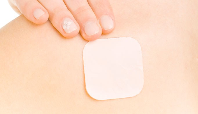 Minimize reactions to transdermal patches