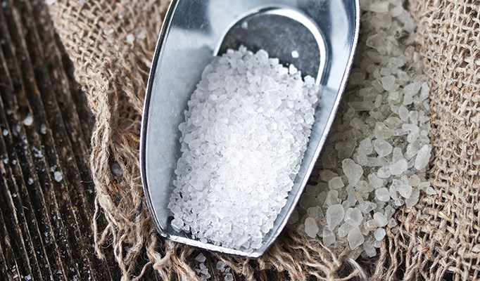 Salt therapy beneficial for respiratory conditions, psoriasis