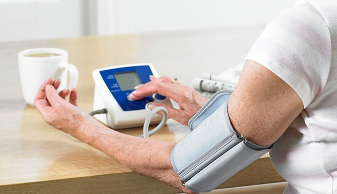 Home monitoring improves BP control