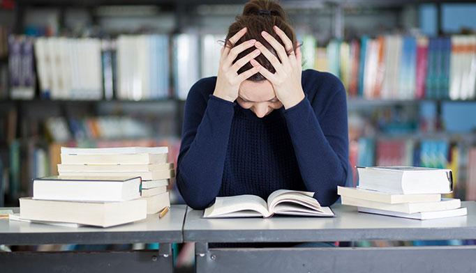 academic pressure on college students