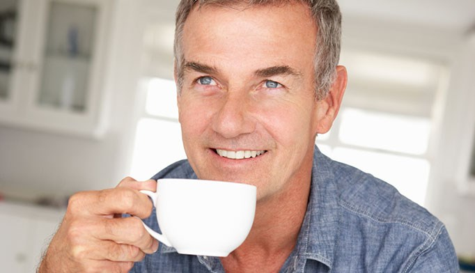 Coffee intake associated with decreased colon cancer mortality