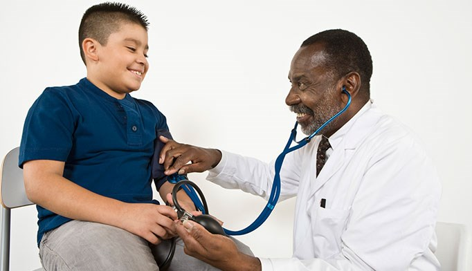Hypertension risk elevated in obese kids