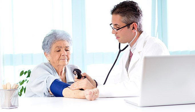 Treating ­hypertension in older patients