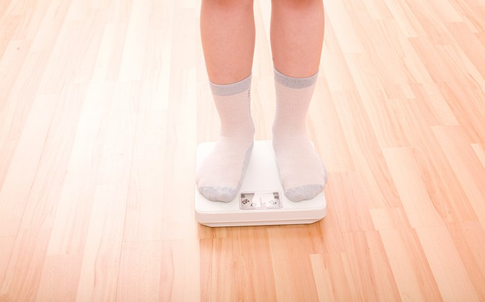 Overweight kids more likely to be obese as teens