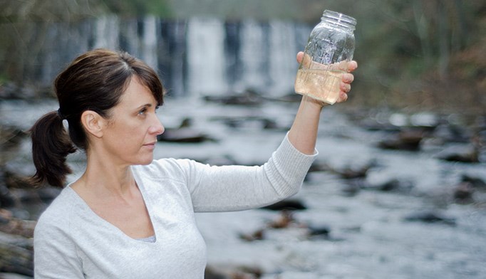 Fracking chemicals linked to hormone disruption