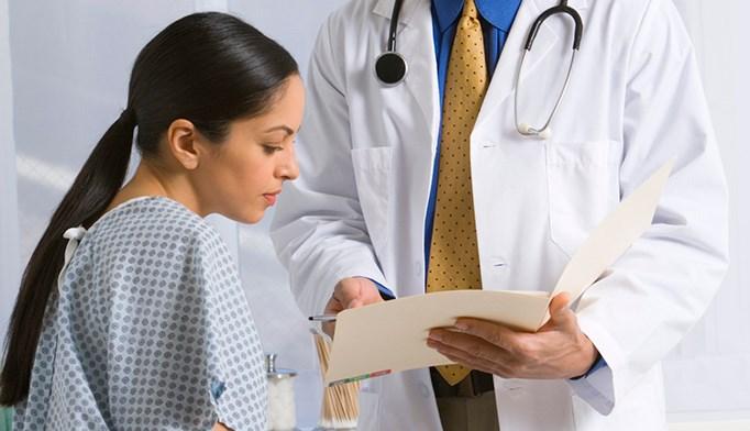 Diagnosing diseases? of the vulva