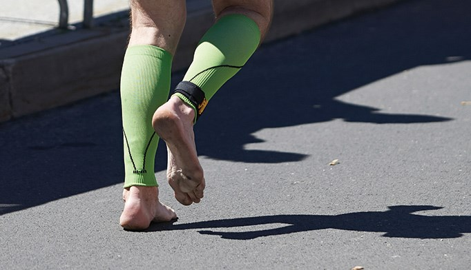 A better understanding of barefoot running