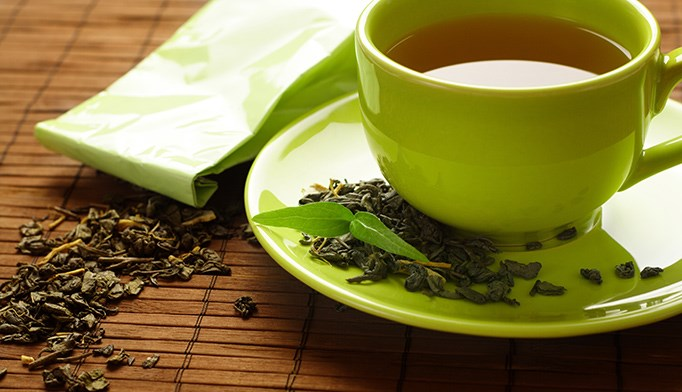 Green tea may interfere with antihypertensives