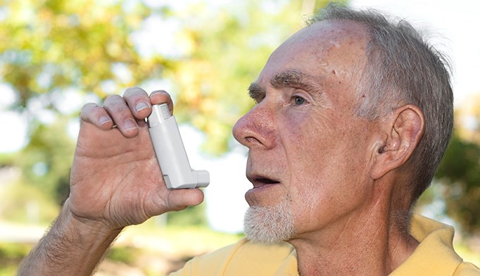 Biomarkers up COPD exacerbation risk