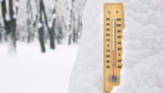 Weather effects stroke hospitalizations, mortality