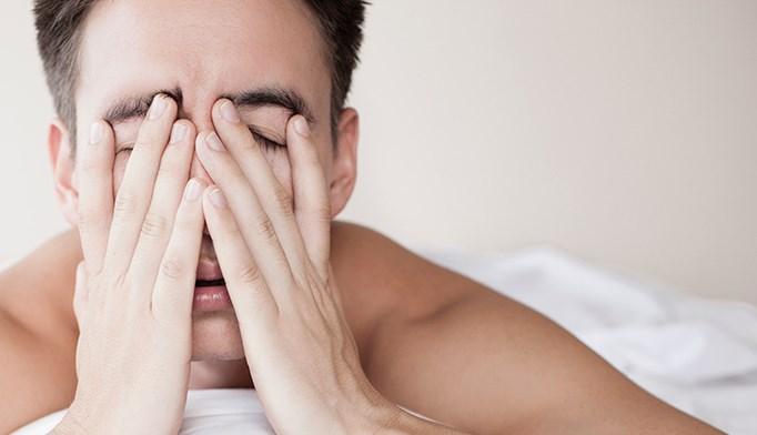 Sleep disturbance common in chronic HCV