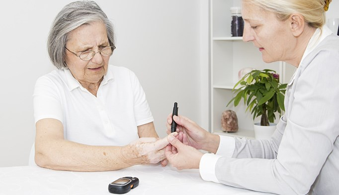 Poor glucose control hikes stroke risk in diabetic women