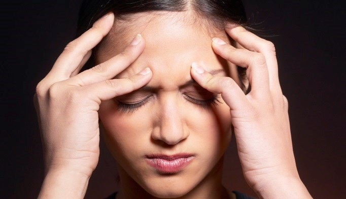 Chronic migraine – defined as 15 or more migraines a month – are more likely to occur in people with asthma.