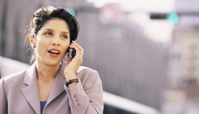 Phone messages promote cancer screening