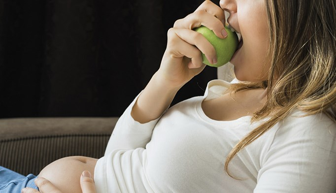 Defining healthy weight gain in pregnancy