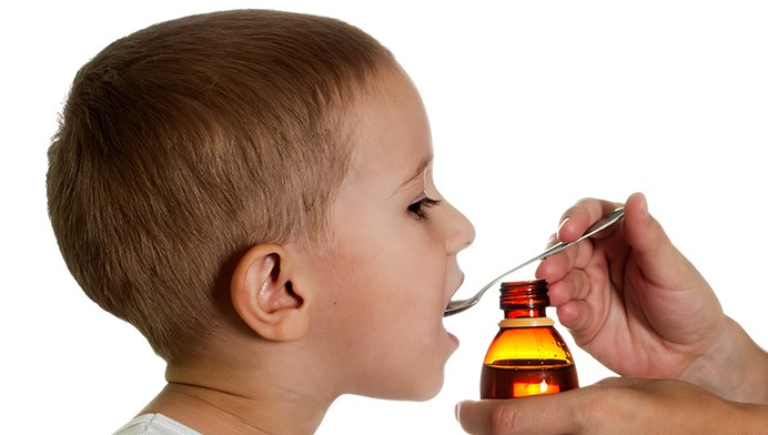 Codeine still prescribed for kids' cough