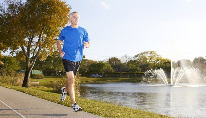 Men Reporting Less Active Lifestyle More Likely to Die