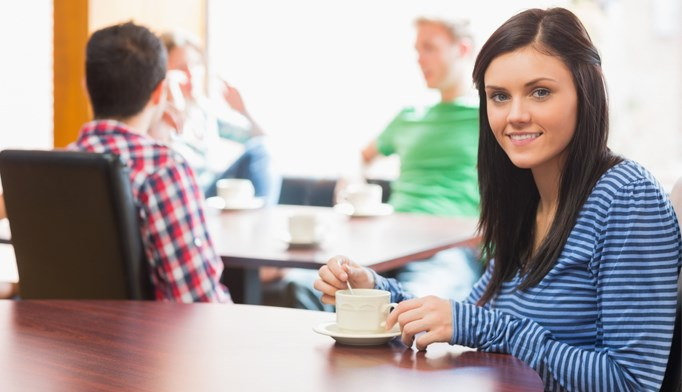 Gender differences in caffeine response follow puberty