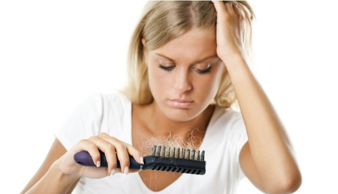 How much biotin treatment for hair loss in women?